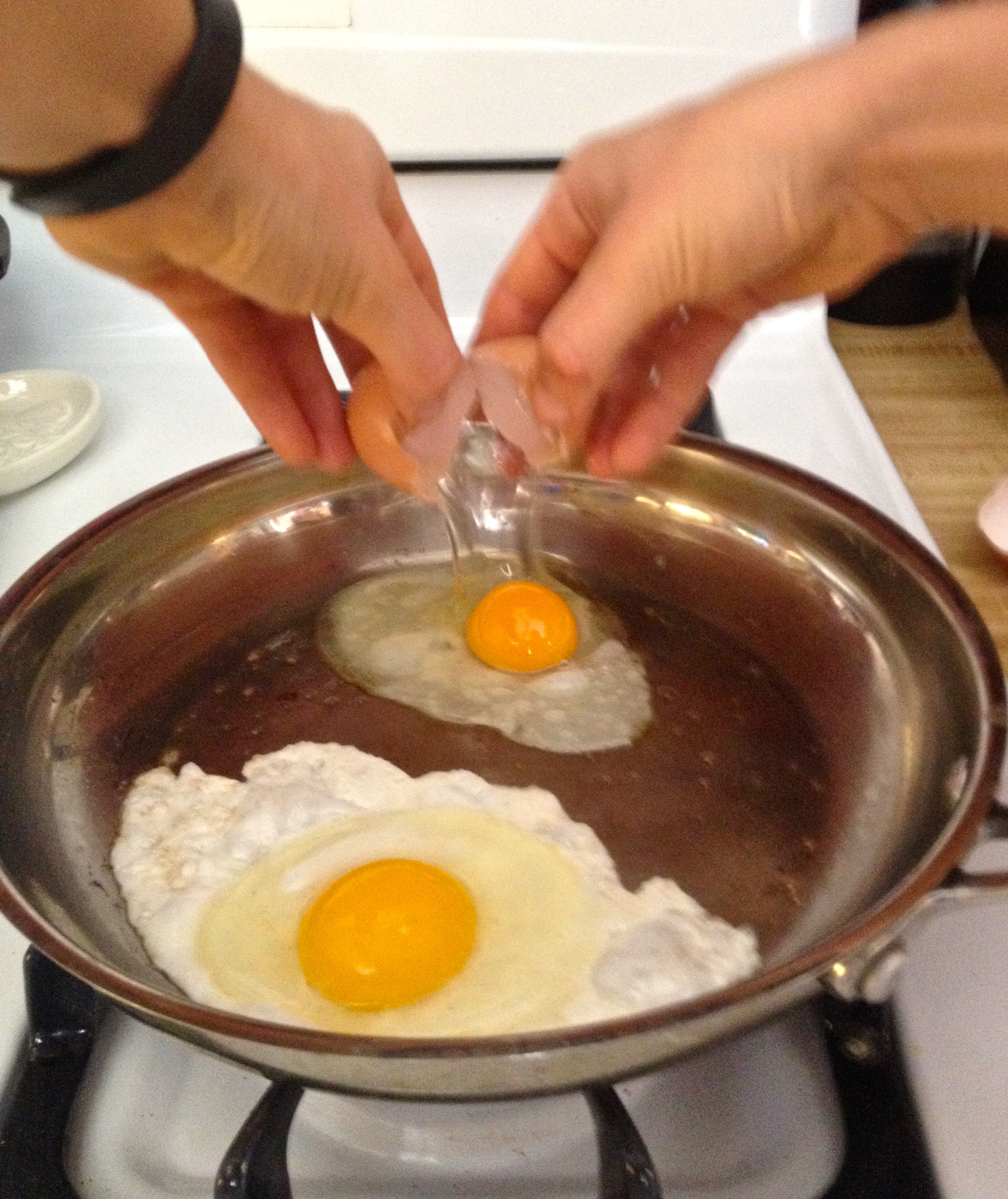 how to cook sunny side up perfectly