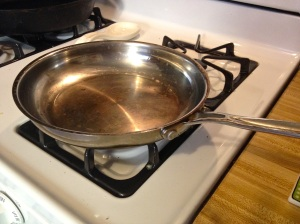My Preferred Skillet for 2 Eggs