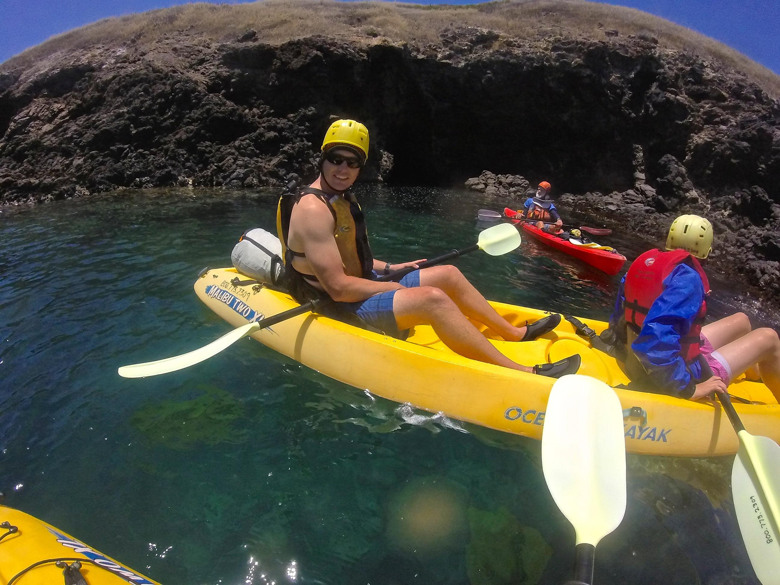 channel islands national park: kayaking around santa cruz | fit to