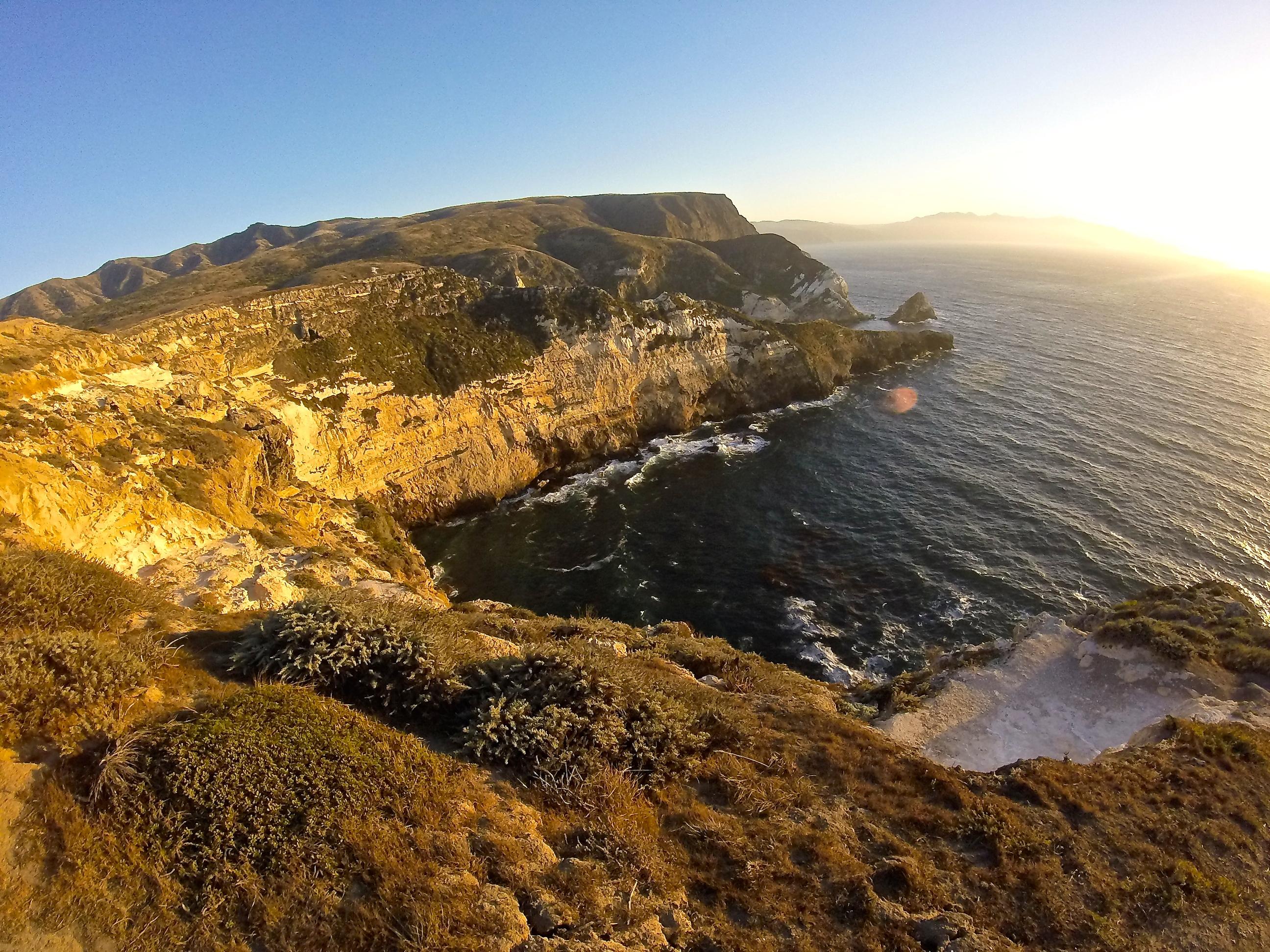 Channel Islands National Park Veiws